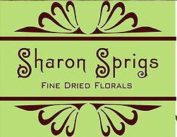 Sharon Sprigs Fine Dried Florals & Gifts